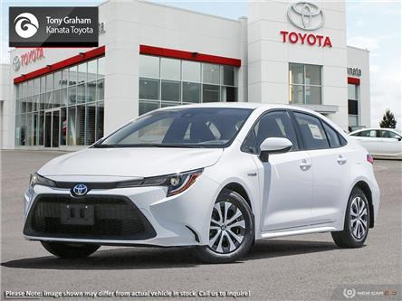 2021 Toyota Corolla Hybrid Base w/Li Battery (Stk: 90739) in Ottawa - Image 1 of 24