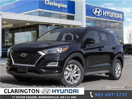 2021 Hyundai Tucson Preferred w/Sun & Leather Package (Stk: 20558) in Clarington - Image 1 of 24