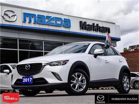 2017 Mazda CX-3 GS (Stk: P2015) in Markham - Image 1 of 27