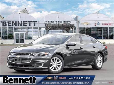 2018 Chevrolet Malibu LT (Stk: 200907A) in Cambridge - Image 1 of 27