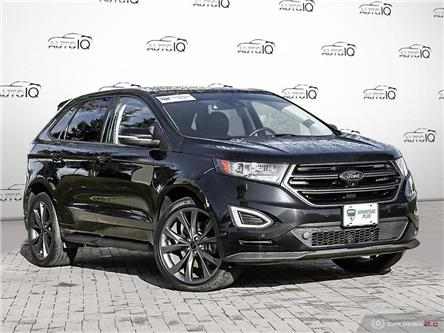 2018 Ford Edge Sport (Stk: U0517A) in Barrie - Image 1 of 27