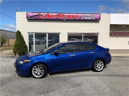 2013 Dodge Dart SXT/Rallye (Stk: K9195-1) in Tilbury - Image 1 of 17