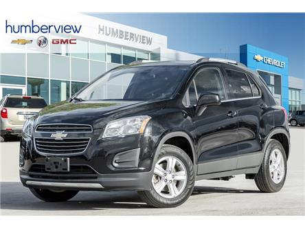 2016 Chevrolet Trax LT (Stk: B0E065A) in Toronto - Image 1 of 19