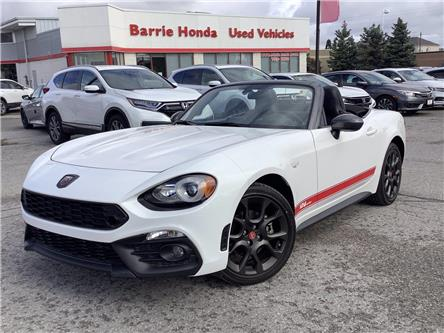 2017 Fiat 124 Spider Abarth (Stk: D00002) in Barrie - Image 1 of 24