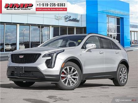 2021 Cadillac XT4 Sport (Stk: 88329) in Exeter - Image 1 of 27