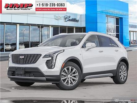 2021 Cadillac XT4 Premium Luxury (Stk: 88399) in Exeter - Image 1 of 27