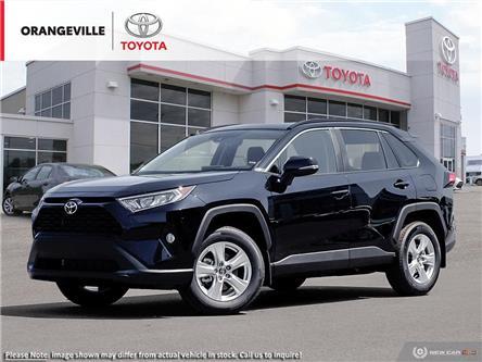 2021 Toyota RAV4 XLE (Stk: 21045) in Orangeville - Image 1 of 23