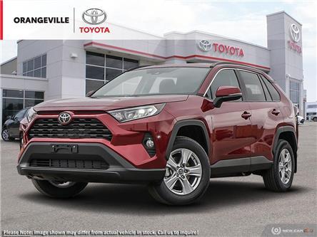 2021 Toyota RAV4 XLE (Stk: 21046) in Orangeville - Image 1 of 23