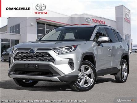 2021 Toyota RAV4 Hybrid Limited (Stk: 21044) in Orangeville - Image 1 of 23