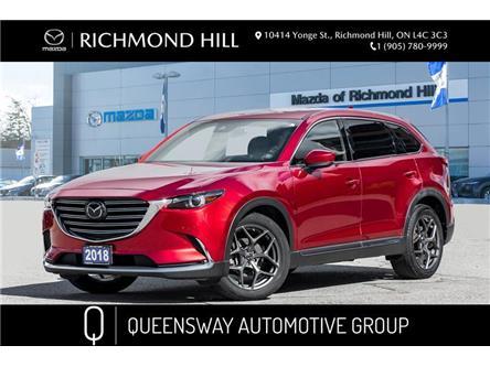 2018 Mazda CX-9 GT (Stk: 20-156A) in Richmond Hill - Image 1 of 22