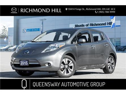 2015 Nissan LEAF SL (Stk: 20-227AA) in Richmond Hill - Image 1 of 22