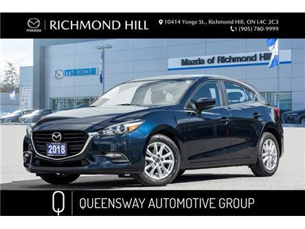 2018 Mazda Mazda3 Sport GS (Stk: P0530) in Richmond Hill - Image 1 of 19