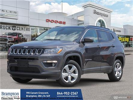 2021 Jeep Compass North (Stk: ) in Brampton - Image 1 of 23