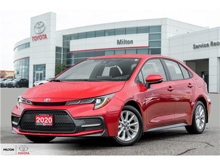 2020 Toyota Corolla SE (Stk: 014914A) in Milton - Image 1 of 20