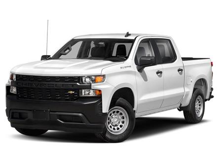 2021 Chevrolet Silverado 1500 Work Truck (Stk: T21018) in Campbell River - Image 1 of 9
