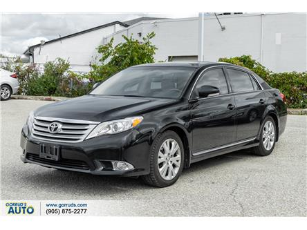 2011 Toyota Avalon XLS (Stk: 390303) in Milton - Image 1 of 5