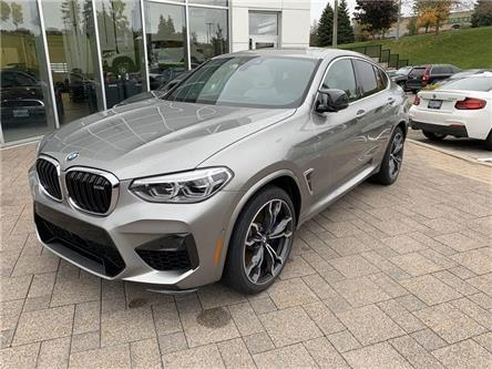 2020 BMW X4 M  (Stk: B20190) in Barrie - Image 1 of 9
