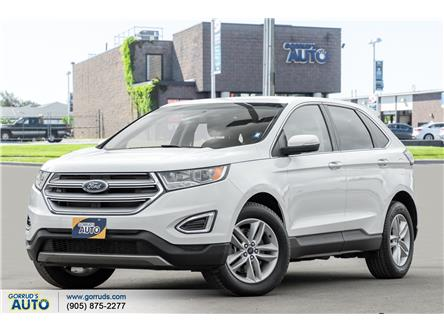 2018 Ford Edge SEL (Stk: GB90752) in Milton - Image 1 of 19