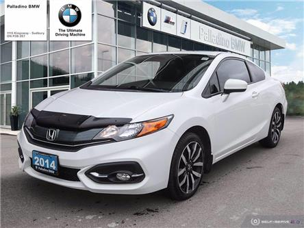 2014 Honda Civic EX-L Navi (Stk: U0206A) in Sudbury - Image 1 of 24