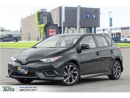 2017 Toyota Corolla iM Base (Stk: 530322) in Milton - Image 1 of 20