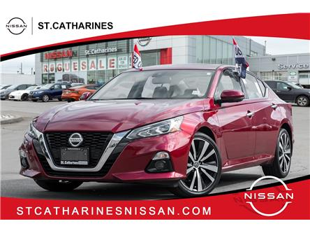 2019 Nissan Altima 2.5 Platinum (Stk: P2799) in St. Catharines - Image 1 of 21