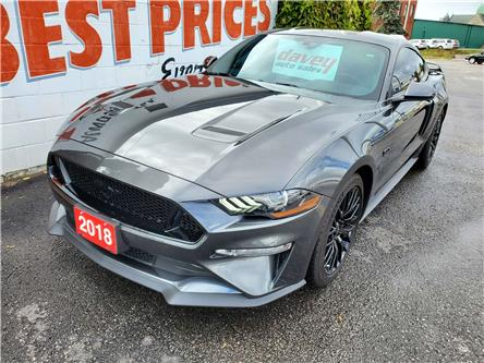 2018 Ford Mustang GT (Stk: 20-514) in Oshawa - Image 1 of 12
