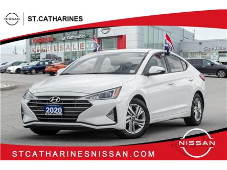 2020 Hyundai Elantra Preferred (Stk: P2785) in St. Catharines - Image 1 of 18