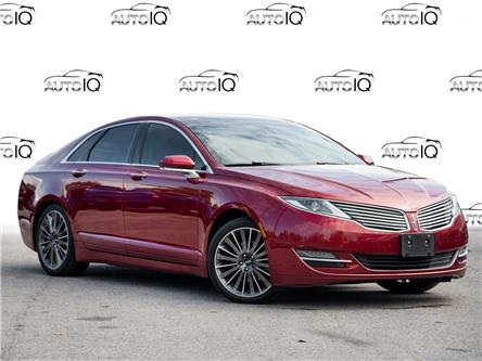 2014 Lincoln MKZ Base (Stk: 802872T) in St. Catharines - Image 1 of 24