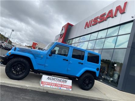 2017 Jeep Wrangler Unlimited Sport (Stk: 11478A) in Sudbury - Image 1 of 6