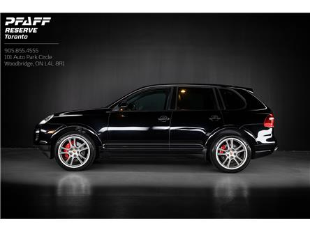 2008 Porsche Cayenne Turbo (Stk: ES004) in Woodbridge - Image 1 of 20