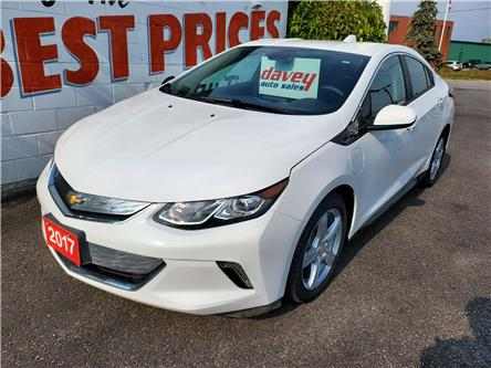 2017 Chevrolet Volt LT (Stk: 20-421) in Oshawa - Image 1 of 14