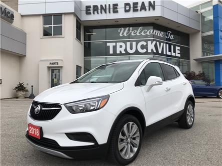 2018 Buick Encore Preferred (Stk: 15401A) in Alliston - Image 1 of 14