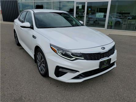 2019 Kia Optima EX (Stk: DR5776 Tillsonburg) in Tillsonburg - Image 1 of 30