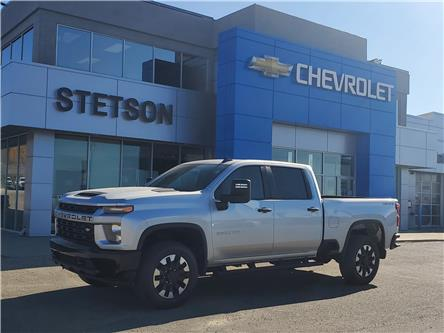 2020 Chevrolet Silverado 2500HD Custom (Stk: 20-389) in Drayton Valley - Image 1 of 14