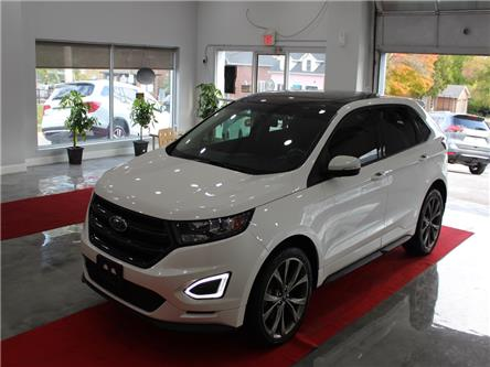 2017 Ford Edge Sport (Stk: ) in Richmond Hill - Image 1 of 33