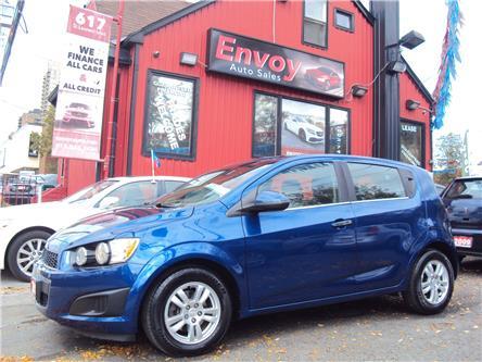 2013 Chevrolet Sonic LT Auto (Stk: ) in Ottawa - Image 1 of 28