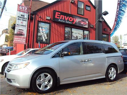 2011 Honda Odyssey Touring (Stk: ) in Ottawa - Image 1 of 30