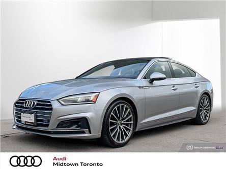 2018 Audi A5 2.0T Technik (Stk: P8330) in Toronto - Image 1 of 26