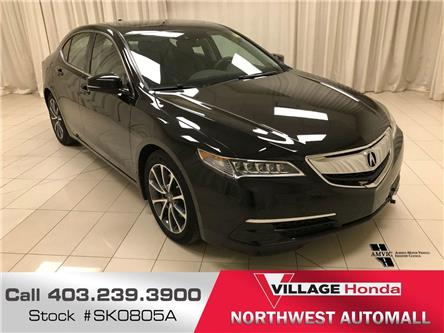 2016 Acura TLX Tech (Stk: SK0805A) in Calgary - Image 1 of 21