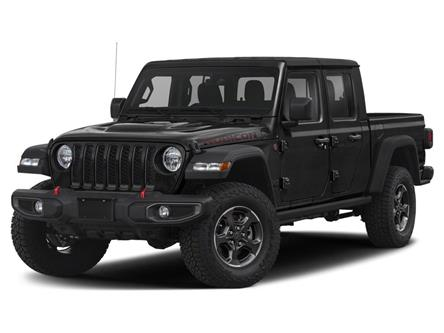 2021 Jeep Gladiator Rubicon (Stk: M508815) in Surrey - Image 1 of 9