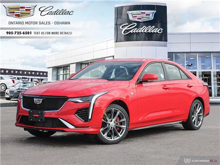 2020 Cadillac CT4 Sport (Stk: 0153941) in Oshawa - Image 1 of 19