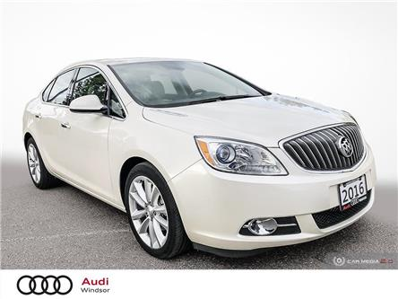 2016 Buick Verano Leather (Stk: 9987A) in Windsor - Image 1 of 26
