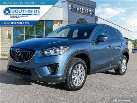2014 Mazda CX-5 GX (Stk: CE2034A) in Red Deer - Image 1 of 25