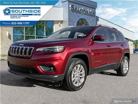 2019 Jeep Cherokee North (Stk: A14631A) in Red Deer - Image 1 of 25