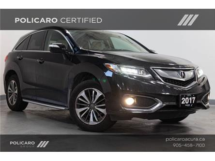 2017 Acura RDX Elite (Stk: 804955T) in Brampton - Image 1 of 18