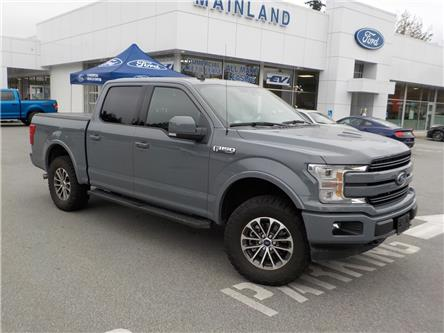 2019 Ford F-150 Lariat (Stk: p0133) in Vancouver - Image 1 of 28