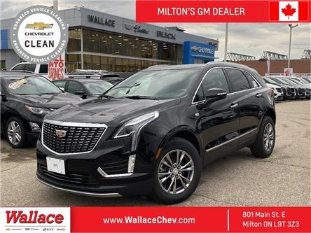 2021 Cadillac XT5 Premium Luxury (Stk: 102038) in Milton - Image 1 of 20