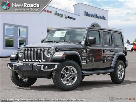 2021 Jeep Wrangler Unlimited Sahara (Stk: W20203) in Newmarket - Image 1 of 23