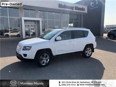 2016 Jeep Compass High Altitude (Stk: M20207A) in Saskatoon - Image 1 of 17