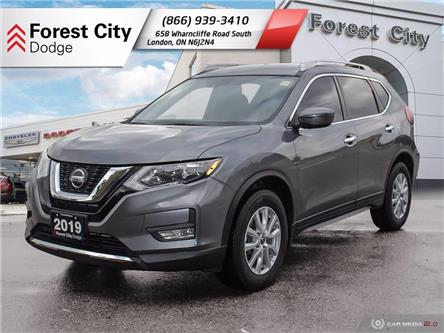 2019 Nissan Rogue  (Stk: DT0053) in Sudbury - Image 1 of 15